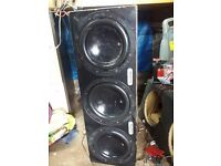 I have sub and amp for sale