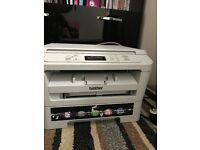 Brother printer, scanner and photo copier 3 in 1