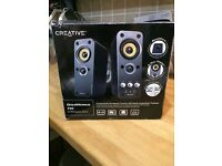 Creative labs Giga works t20 speakers