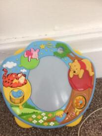 Winnie the pooh cot toy