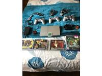 Ps2 slim silver bundle