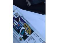 NFL ticket - Ravens/Jaguars (BAL at JAC) - Wembley - Sun 24th Sept