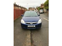 VAUXHALL VECTRA 1.8 MY 2008 FOR SALE £1600