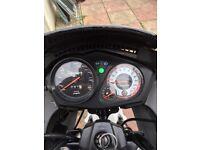 Honda cbf 125 - 2 keys and a year of mot