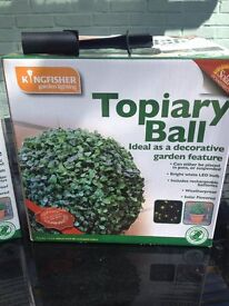 Topiary Ball x 2 Brand New in Boxes