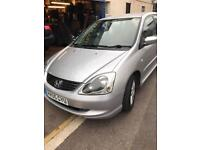 Honda Civic automatic 5door 1.6