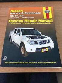 Nissan Navara Haynes Manual