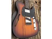 G&L ASAT Classic Bluesboy Leo Fender Telecaster style guitar