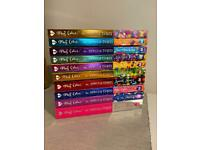 Princess diaries 10 piece book set