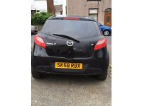 Mazda 2 low mileage - open to offers