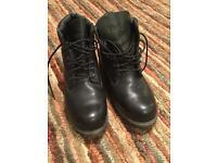 Men's Firetrap boots size 9