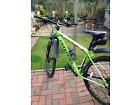 Reduced price!!!Cannondale Trail 4 29er used twice