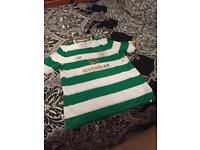 Celtic 50th Anniversary Football Shirt - Size Large