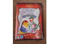 Winnie the Pooh Seasons of Giving Christmas DVD