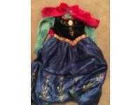 Frozen 'Anna' Dressing up costume
