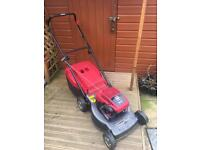 Mountfield mower great condition fully working