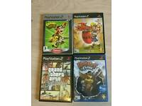 PS2 4 game bundle