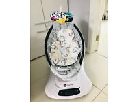 4moms mamaRoo 4.0 Rocker/Bouncer Multi Plush