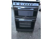 Cannon gas cooker 60cm double gas ovens free delivery