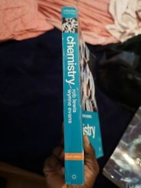 Chemistry ( palgrave foundations) by Rob Lewis and Wynne Evans