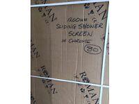 ROMAN shower Screen (Size-1200) Price £80