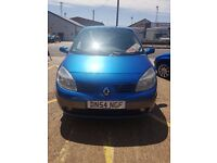 RENAULT GRAND SCENIC BLUE 1.9 MOT & SERVICE 7 SEATER