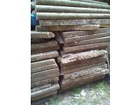garden slabs & edging stones