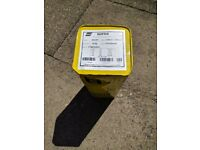 Esab Nu Five E6011 electrodes 2.5mm 20kg tin Esab Part number 2708253044