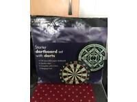 Dartboard brand new