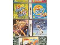 Nintendo Ds games x 7