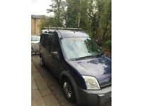 FORD TRANSIT CONNECT L220D, Hi-TOP, LWB, READY TO GO