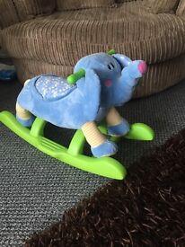 Elephant rocker
