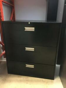 Pro-Source 3 Drawer Lateral Filing Cabinets- $250