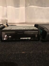 Pioneer MVH-X580DAB Next Generation Car Stereo with AM/FM, Bluetooth,
