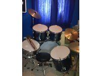 Drum kit £50