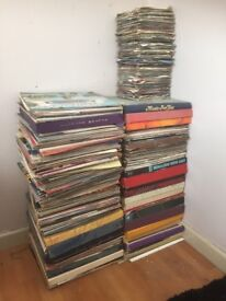 Almost 500 records in total