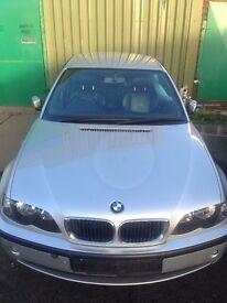 BMW 320d e46 for spares