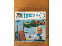 "Vintage Thunderbirds 8mm Cine Film ""Day of Disaster"""