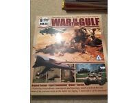 War in the Gulf 8 DVD boxset