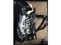 Black juicy handbag