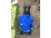 Used pushchair