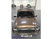 Austin Mini Piccadilly 998cc Manual