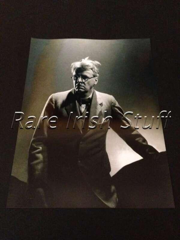 William Yeats / WB Yeats - 1932 Irish Photo Picture From Ireland
