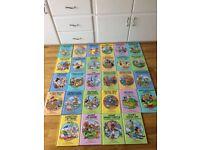 Disney Complete Small World Book Set