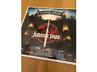 Jurassic Park Original Trilogy Big Sleeve Blu Ray