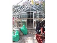 Greenhouse 18ft x 12ft