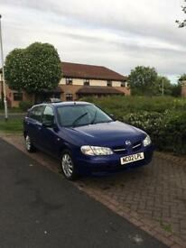 """NISSAN ALMERA 1.2 engine TWISTER 12 mnths m.o.t """"sensible offers welcomed"""""""