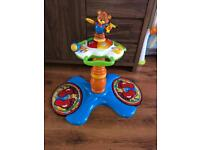 Vtech Sit to Stand Dancing Tower - Used