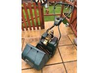 Atco Electric Start Lawn mower