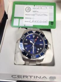 GRAB an absolute bargain!!! Certina divers watch